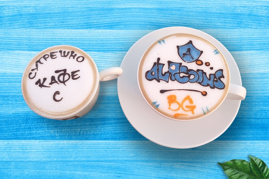 Сутрешно кафе с Altcoins.bg 04.09