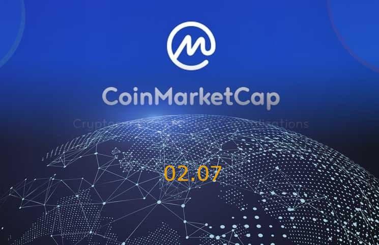 Пазарна капитализация и статистика към 02.07